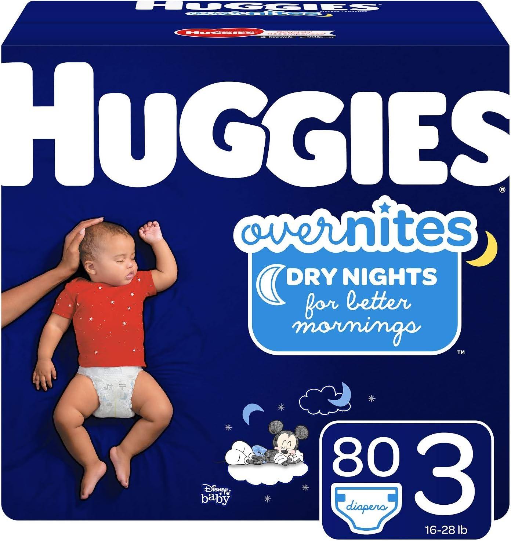 Huggies Overnight Diaper