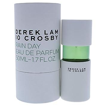 Derek Lam 10 Crosby | Rain Day | Eau De Parfum | Woody and Aromatic Scent | Spray Perfume for Women | 1.7 Oz