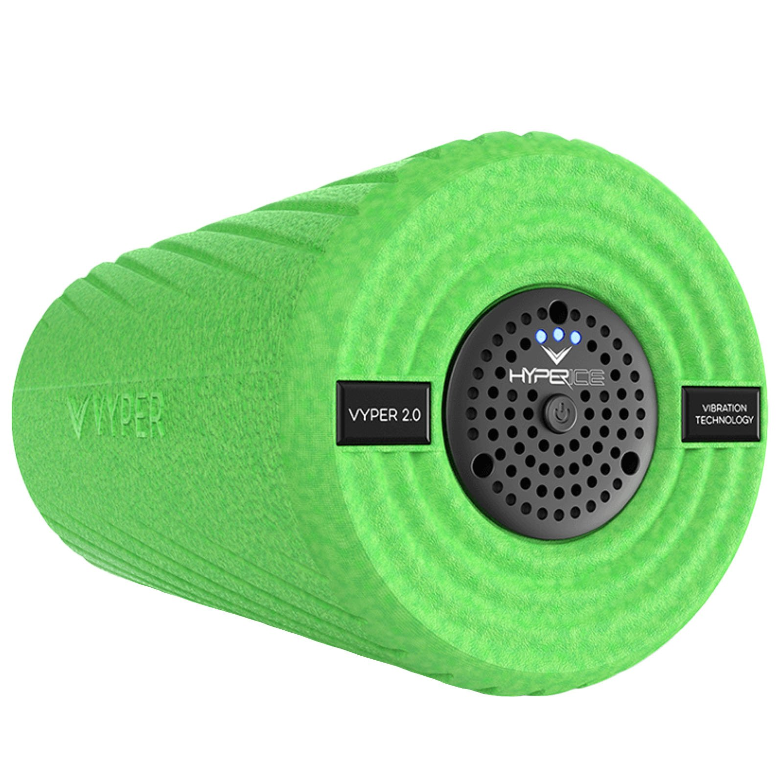 Hyperice Vyper 2.0 Vibrating Massage Foam Roller: for Crossfit, Yoga, Trigger Point, Stretching & Recovery