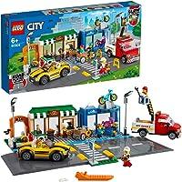 LEGO® City Shopping Street 60306 Building Kit
