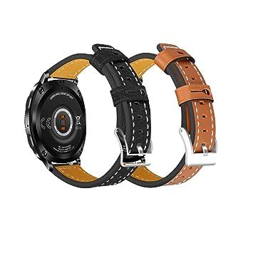 2 x para Samsung Gear deporte Smartwatch bandas, correas ...