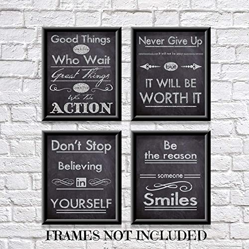 Amazoncom Motivational Inspirational Quotes Office Home
