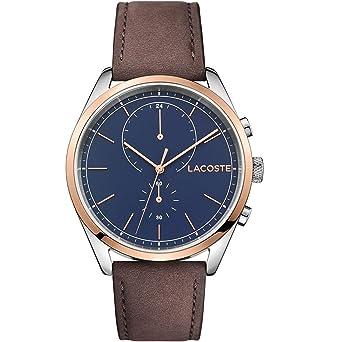 Lacoste 2010917 - Reloj analógico de Cuarzo para Hombre (44 mm ...