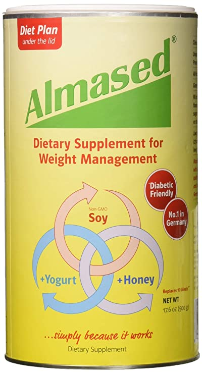 Almased Synergy Diet - 17.6 oz: Amazon.es: Salud y cuidado ...