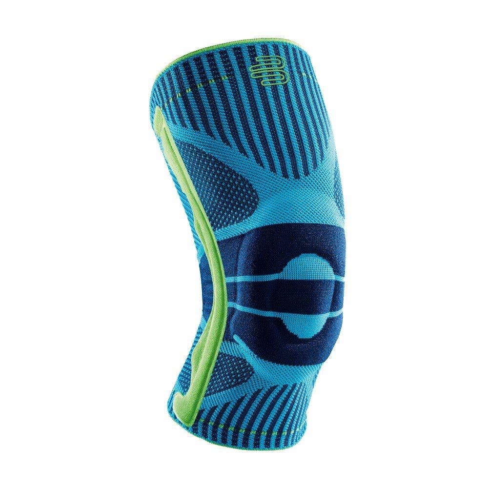 Auf der Suche nach einer guten Kniebandage werden Sie bei dem Hersteller Bauerfeind fündig.