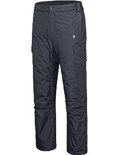 Little Donkey Andy Womens Waterproof Ski Snow Pants Windproof Warm Winter Snowboard Outdoor Pants