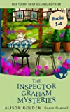 The Inspector Graham Mysteries: Books 1-4 (The Inspector David Graham Series Boxset) (Volume 1)