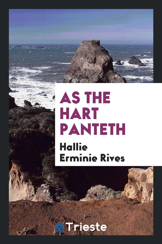 Read Online As the Hart Panteth pdf epub