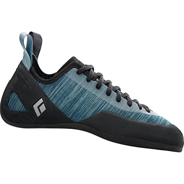 Black Diamond Men's Momentum Lace Climb Shoes Midnight 10.5 & Towel Bundle