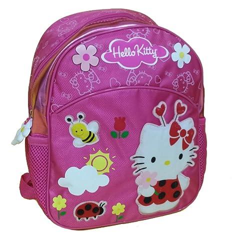 a856f9a03e Zainetto Asilo Hello Kitty Fucsia - Estate *08798: Amazon.it: Giochi ...