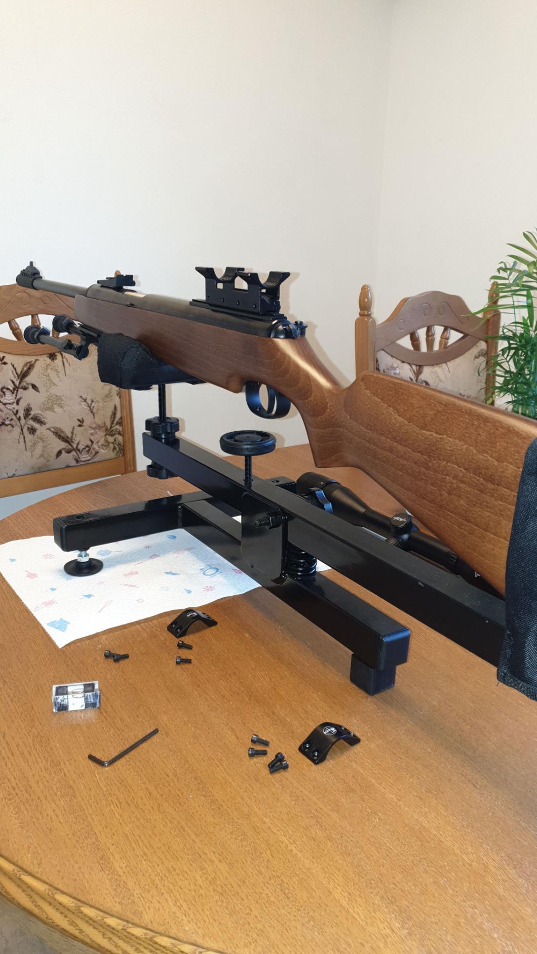 Seben Alu Reduzierst/ücke Adapter 30mm zu 25,4mm Zielfernrohr Montage RSM04