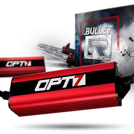 Amazon OPT7 Bullet R 9006 HID Kit