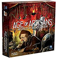 Renegade Game Studios Age of Artisans - Architects of the West Kingdom- Game for 1-6 Players Aged 12 & Up