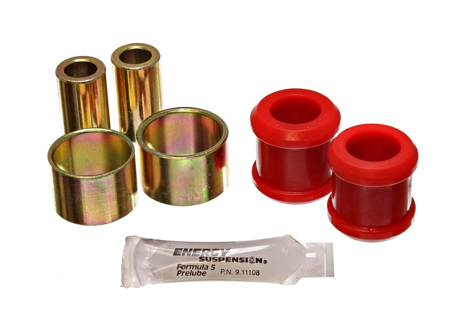 Energy Suspension (2.7106R) Control Arm Bushing Set, Front