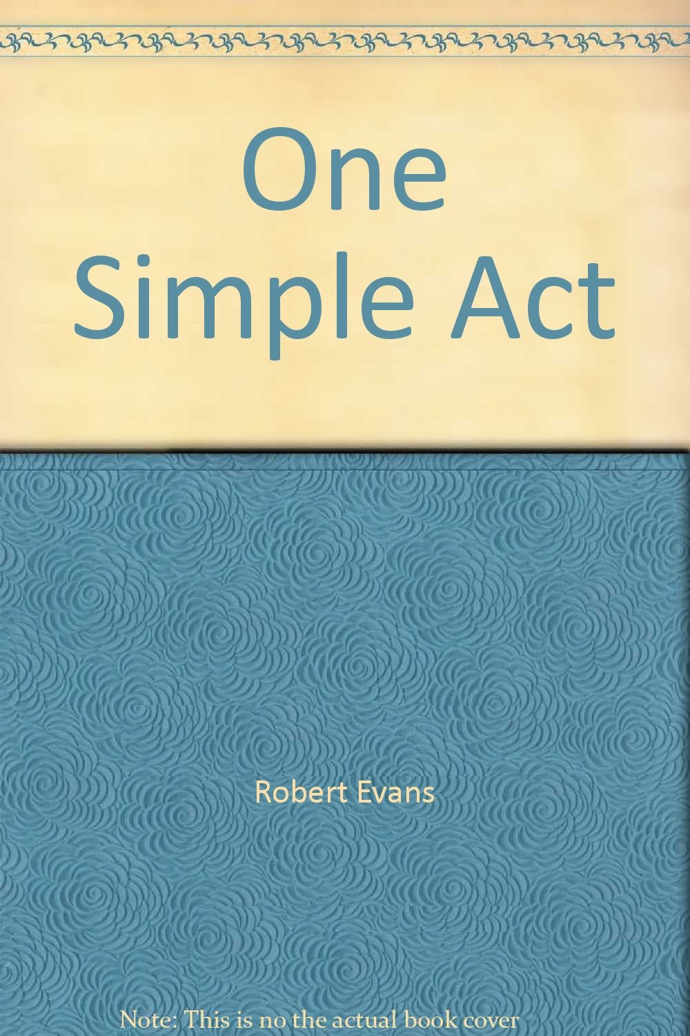 Download One Simple Act pdf epub