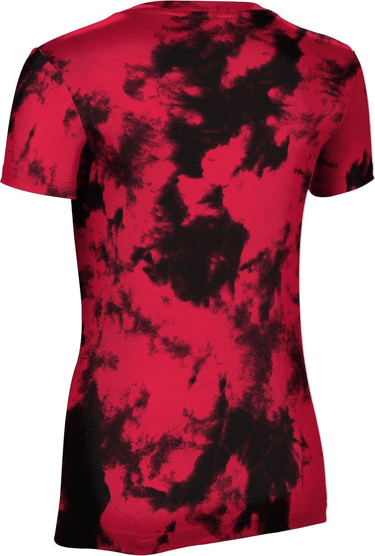 Grunge ProSphere Davidson College Girls Performance T-Shirt