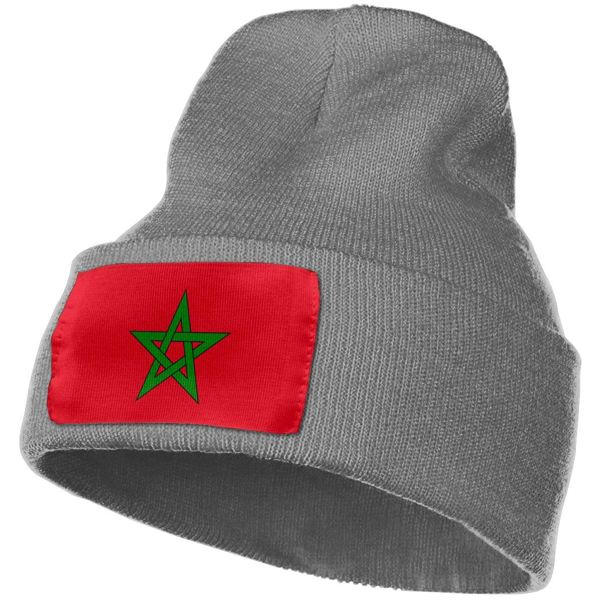 Zml0pping Flag of Morocco Unisex Hat