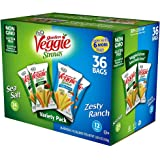 Sensible Portions Veggie Straws Variety Pack (1 oz. each, 36 ct.) (Variety Pack, 36 Count)