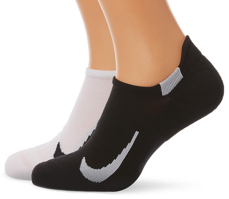 6efaddd59 Nike Men's Multiplier No-Show Socks: Amazon.co.uk: Sports & Outdoors