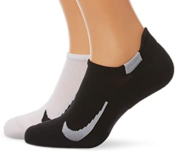 9743963286f8d Nike Men s Multiplier No-Show Socks  Amazon.co.uk  Sports   Outdoors