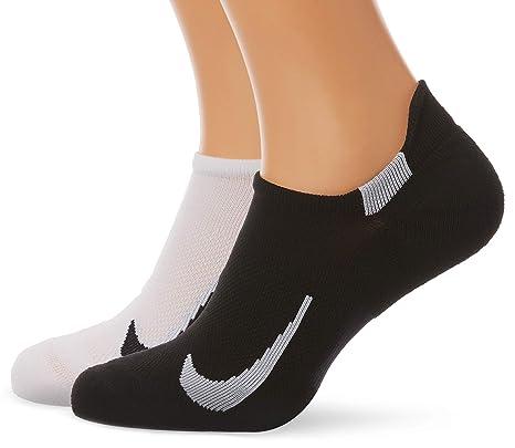 Nike sx7554 – 914 – Calcetines Unisex, Unisex Adulto, Color Blk(WH)