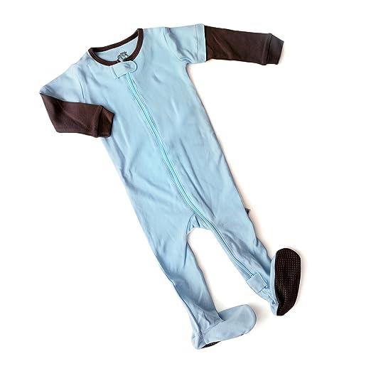 Amazon.com: Hello World SmartZip Baby Footie Zip Sleeper: Infant And Toddler Sleepers: Clothing
