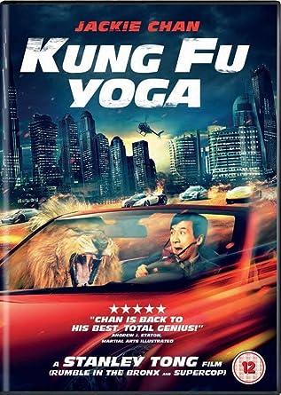 Kung Fu Yoga [DVD]: Amazon co uk: Jackie Chan, Aarif Rahman, Lay