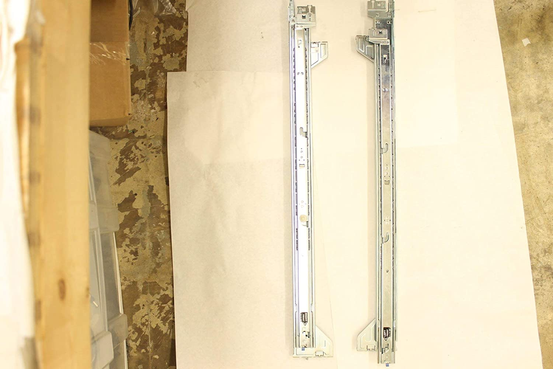 Dell C212M Sliding Ready Rail Kit Rack 2U PowerEdge R715 R810 R910 R815 (Renewed)