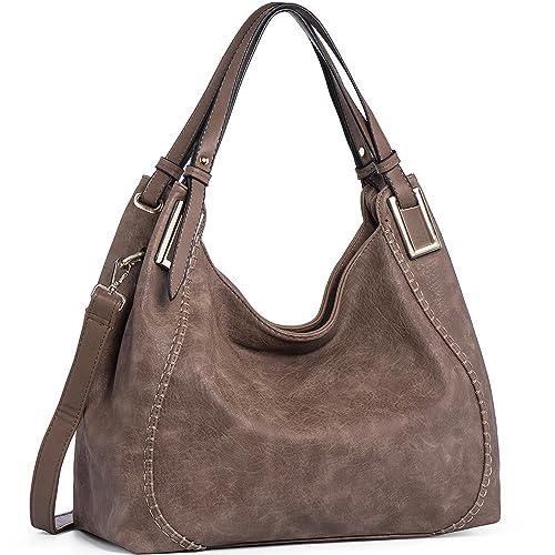 46565e5214f61 In Angel Handtasche Damen Henkeltasche Umhängetasche Crossbody Hobo Tasche  Schultertasche Damen PU Leder Handtasche für Frauen