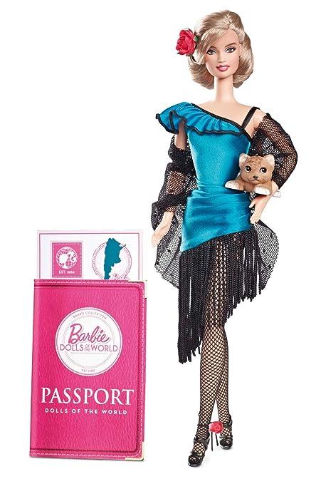 Barbie - Muñecas del mundo: Marruecos (Mattel X8425): Amazon.es: Juguetes y juegos