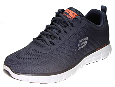 b03b5fe477c3 Skechers Synergy Groove Time Mens Casual Sneakers