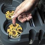 CounterArt Absorbent Stoneware Car