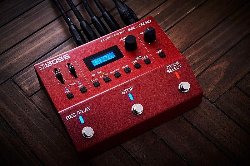 BOSS RC500