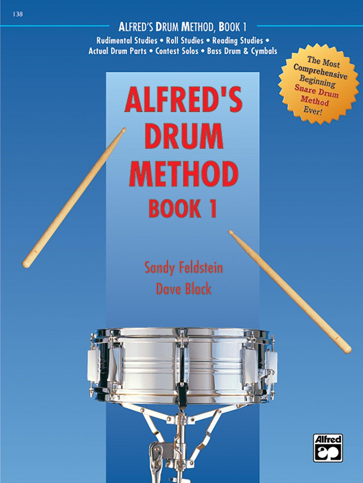 Download Alfred's Drum Method, Bk 1 (Book & DVD (Hard Case)) ebook