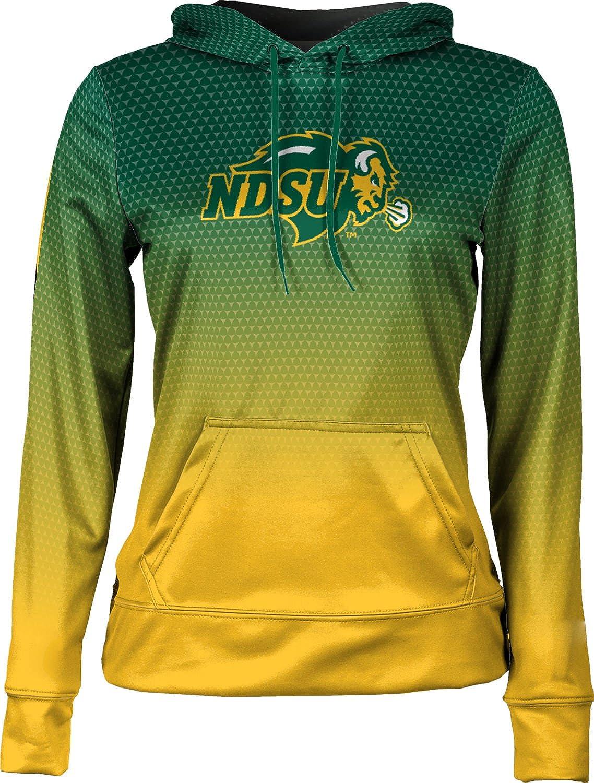 North Dakota State University Girls Pullover Hoodie Zoom School Spirit Sweatshirt