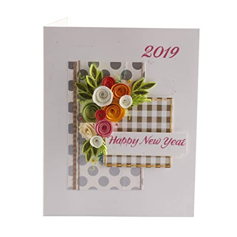 Happy New Year Greeting Card 27