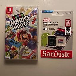 Super Mario Party (Nintendo Switch): Amazon.es: Videojuegos