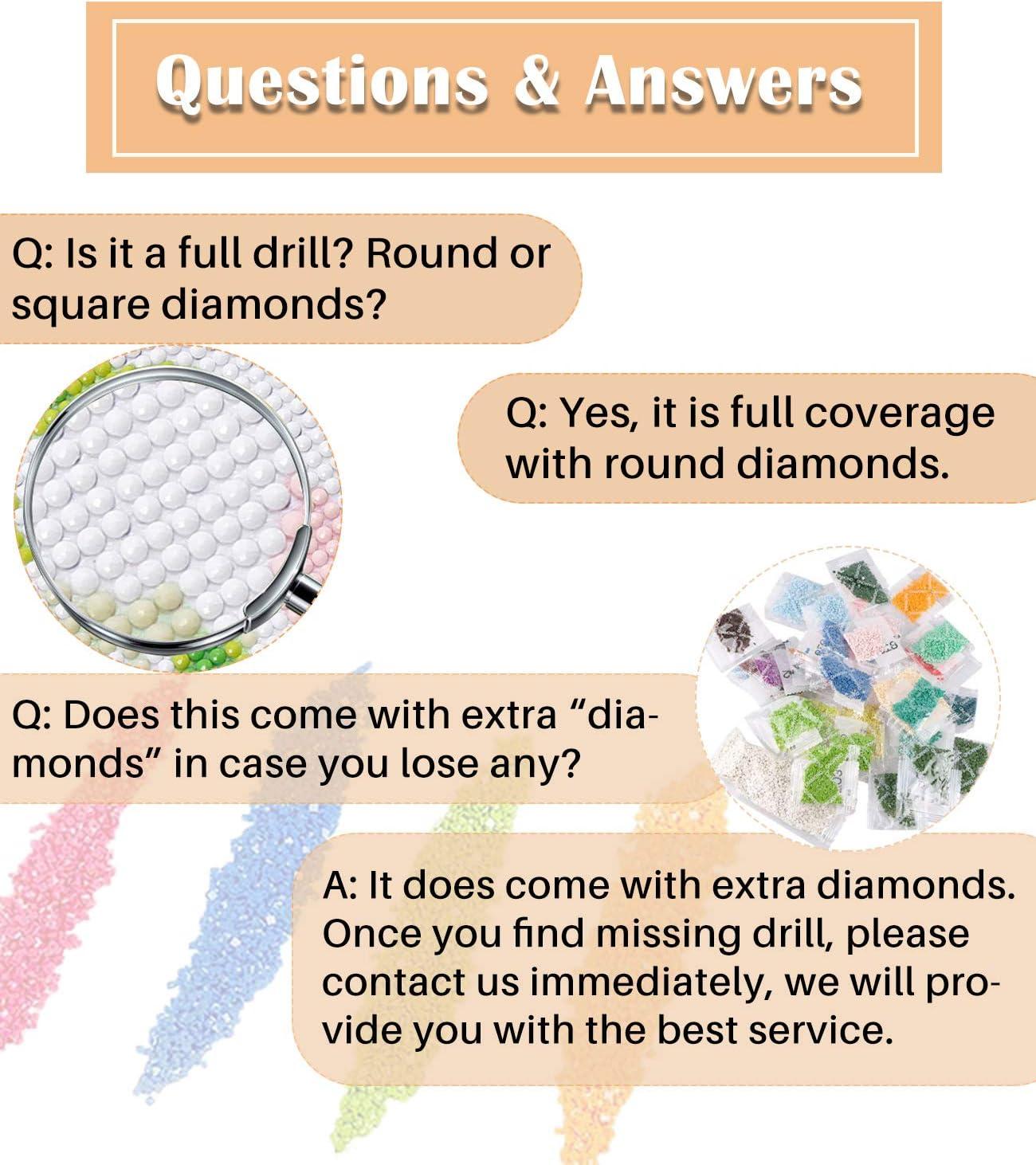 KAMIERFA Kit de Pintura de Diamante 5D DIY Diamond Painting Redondos Completos Rhinestone Picture Bordado Mosaico PinturasTigre 30x30cm