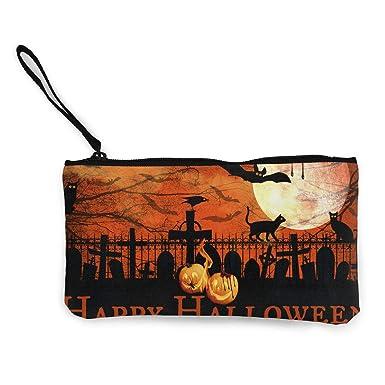 Amazon.com: Happy Halloween Thriller Fiesta Monedero De ...