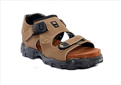 16d099af520 Binutop Mens Cheeku Sports Casual Sandals (UK 7)  Buy Online at Low ...