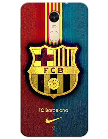 quality design 035ce a2b92 myPhoneMate FC Barcelona Designer Printed Hard Matte: Amazon.in ...