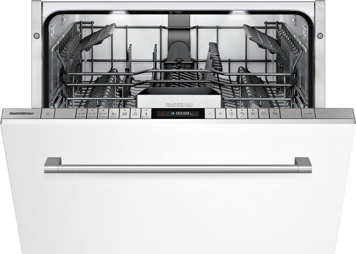 Gaggenau lavavajilla Totalmente Integrado DF 260 165 F DE 60 cm ...