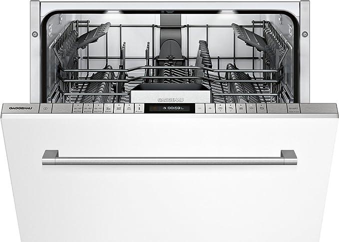 Gaggenau lavavajilla Totalmente Integrado DF 261 165 DE 60 cm ...