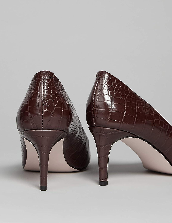 find Marca Mujer Zapatos de tac/ón con punta cerrada