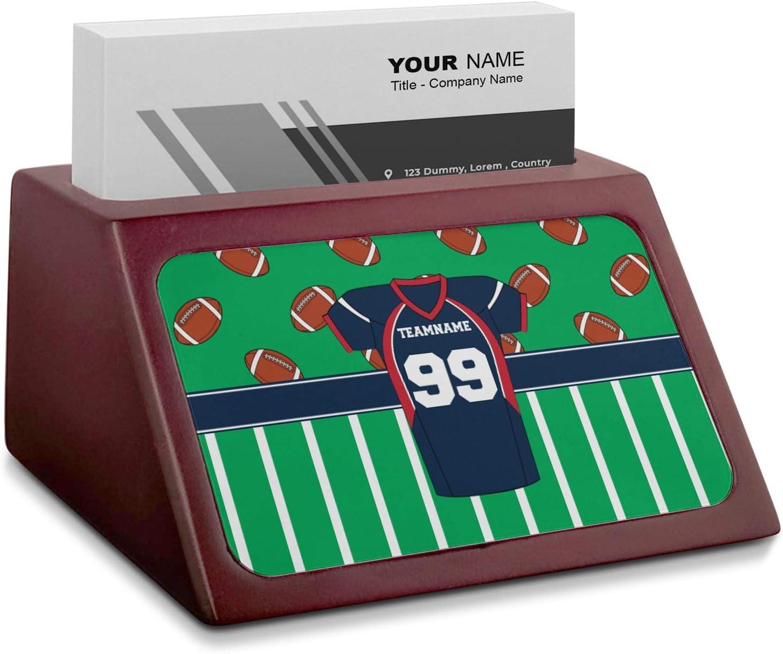 Football Jersey Business Card Case