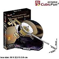Cubic Fun 3D Voyager 1 Uzay Sondası Puzzle (71 Parça)