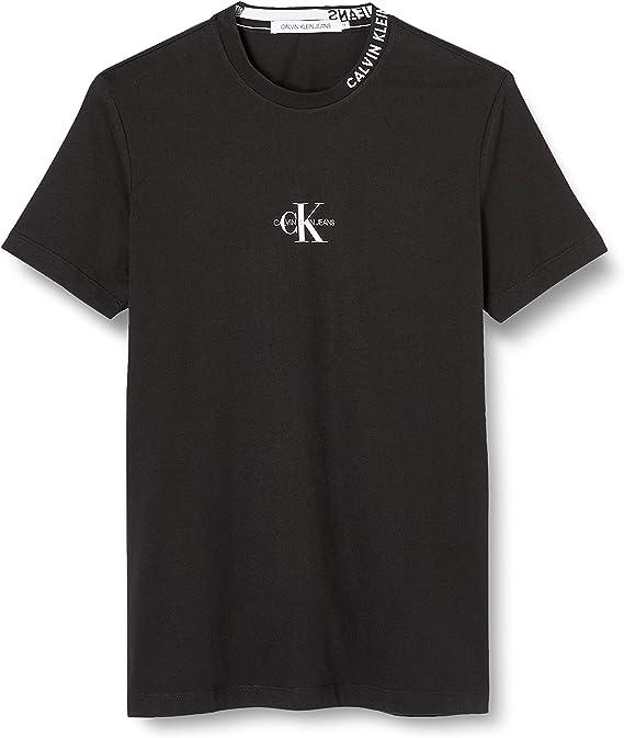 Calvin Klein Center Monogram tee Camisa para Hombre
