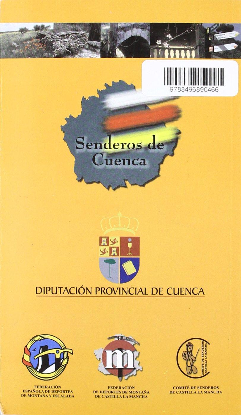 Registro oficial de senderos de la provincia de Cuenca 2008 ...