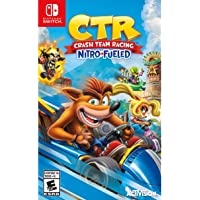 Crash Team Racing Nitro Fueled - Standard Edition - Nintendo Switch