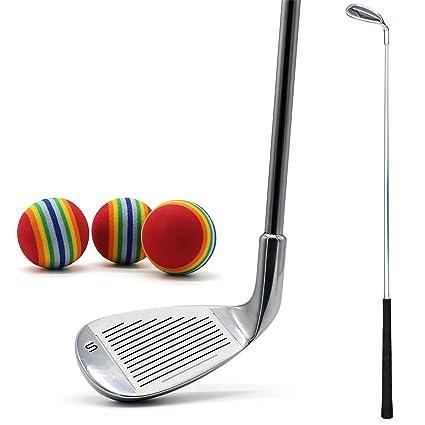 GoofTec® Golf #5 hierro club, 27 grados para hombre mano ...